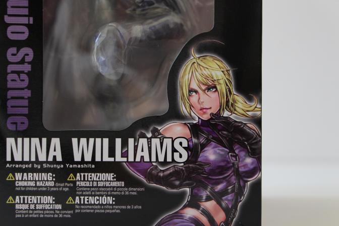 Nina Williams - Tekken - Shunya Yamashita-02