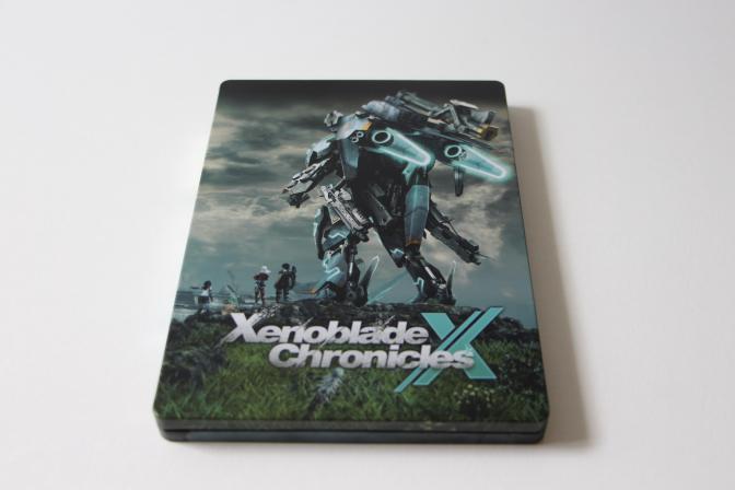 Xenoblade Chronicles X Wii U-14