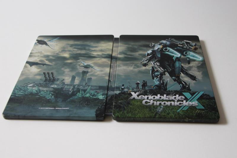 Xenoblade Chronicles X Wii U-17