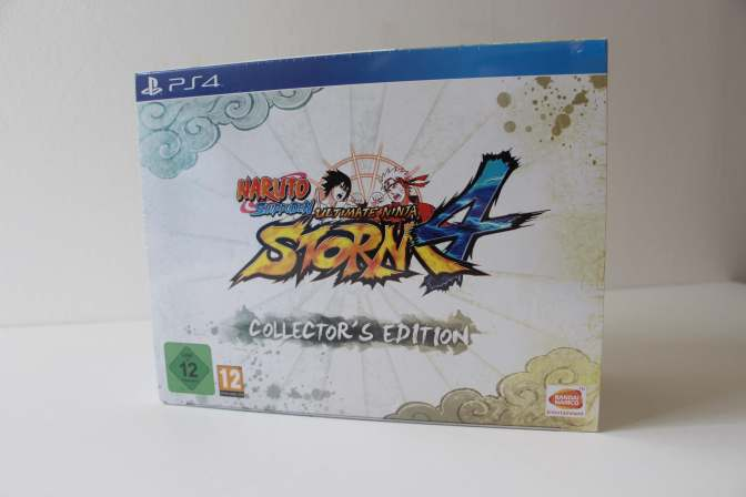 Naruto Ultimate Ninja Storm 4 - Edition Collector-01
