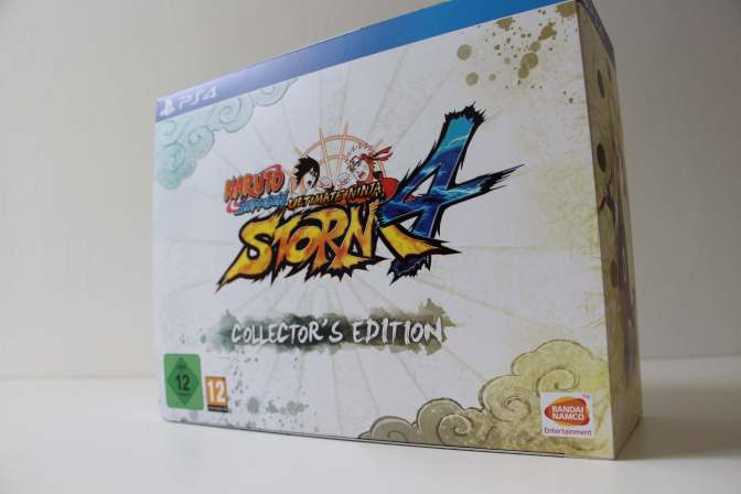 Naruto Ultimate Ninja Storm 4 - Edition Collector-05
