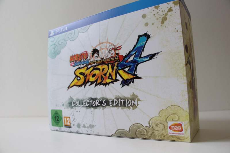Naruto Ultimate Ninja Storm 4 - Edition Collector-05