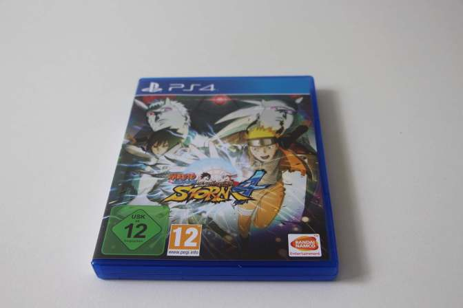 Naruto Ultimate Ninja Storm 4 - Edition Collector-14