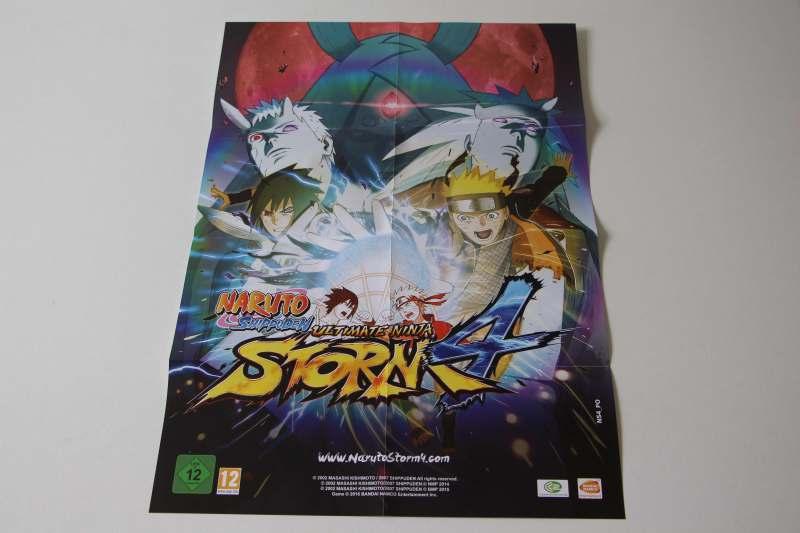 Naruto Ultimate Ninja Storm 4 - Edition Collector-16