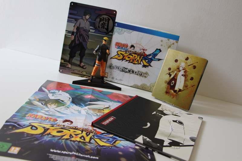 Naruto Ultimate Ninja Storm 4 - Edition Collector-31