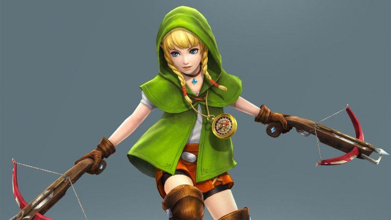 Zelda - Hyrule Warriors - 00