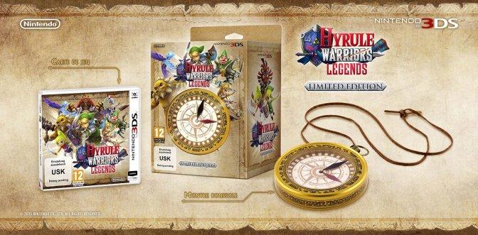 Zelda - Hyrule Warriors - 01