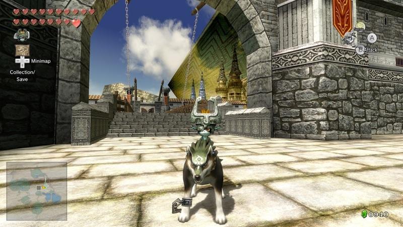 Zelda - The Twilight Princess HD - 00