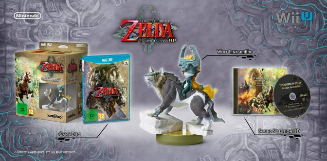 Zelda - The Twilight Princess HD - 01