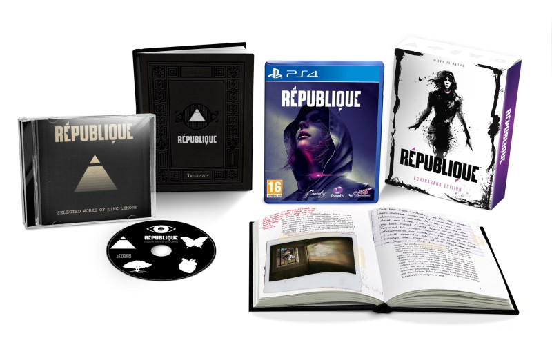 2016-03 - Republique - Contraband Edition