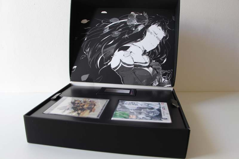 Bravely Second Editon Collector 3DS-04
