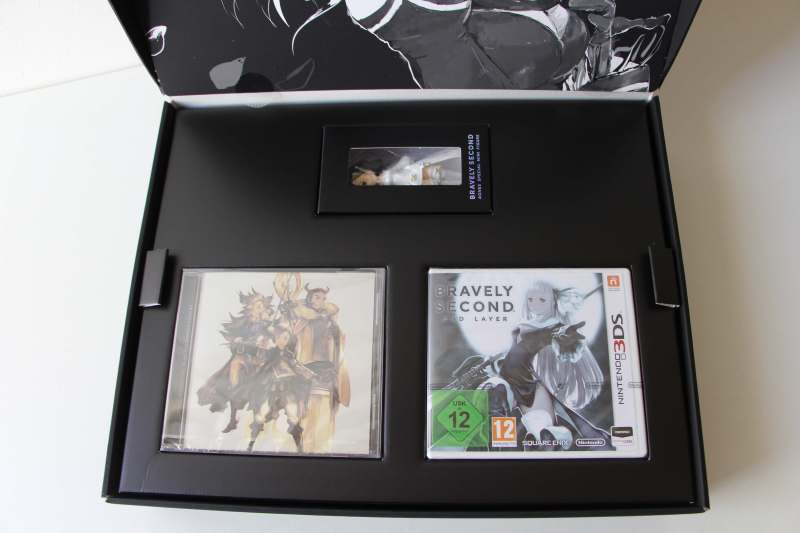 Bravely Second Editon Collector 3DS-05