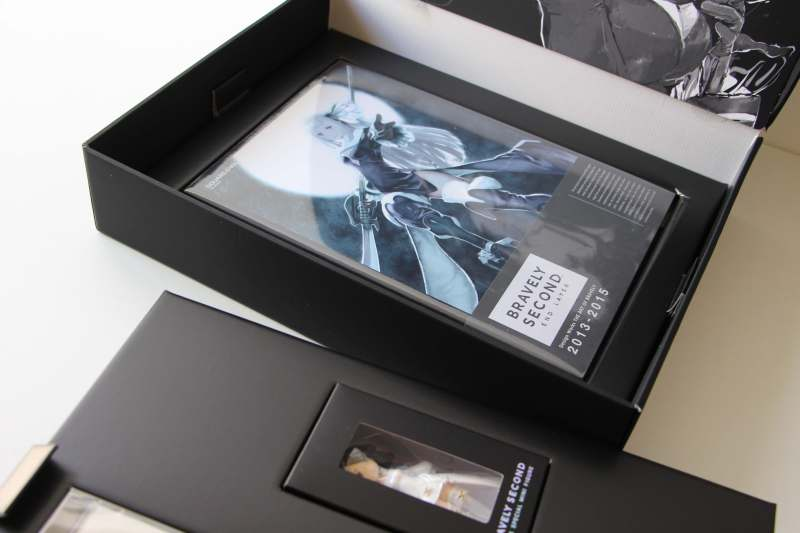 Bravely Second Editon Collector 3DS-06