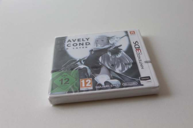 Bravely Second Editon Collector 3DS-07