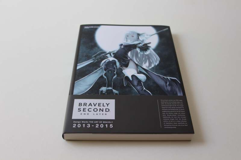 Bravely Second Editon Collector 3DS-20