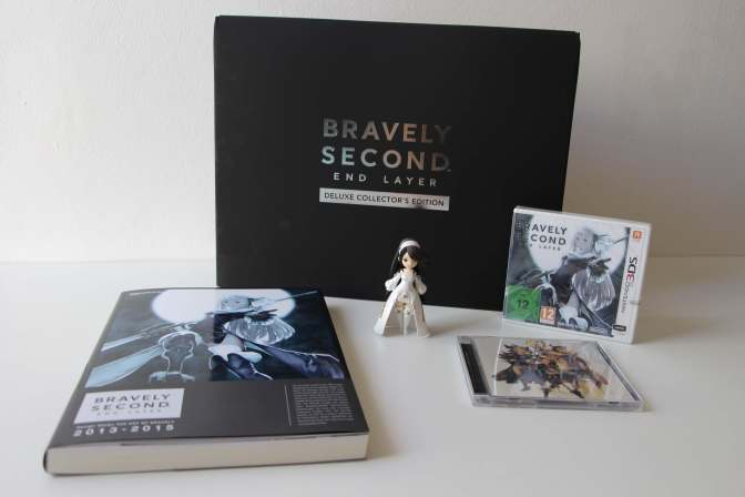 Bravely Second Editon Collector 3DS-29