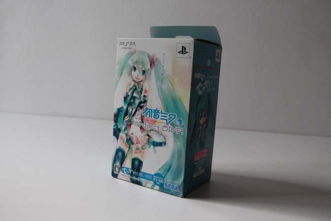 Hatsune Miku Project Diva PSP-02