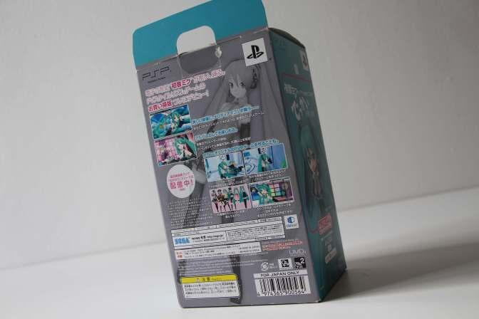 Hatsune Miku Project Diva PSP-03