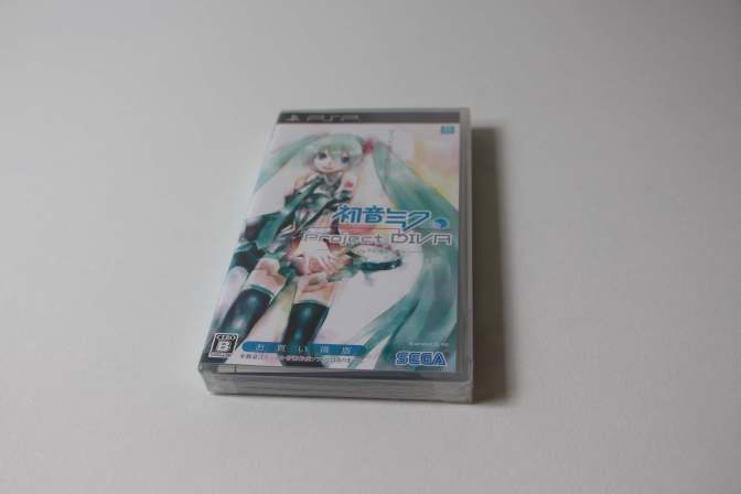 Hatsune Miku Project Diva PSP-06