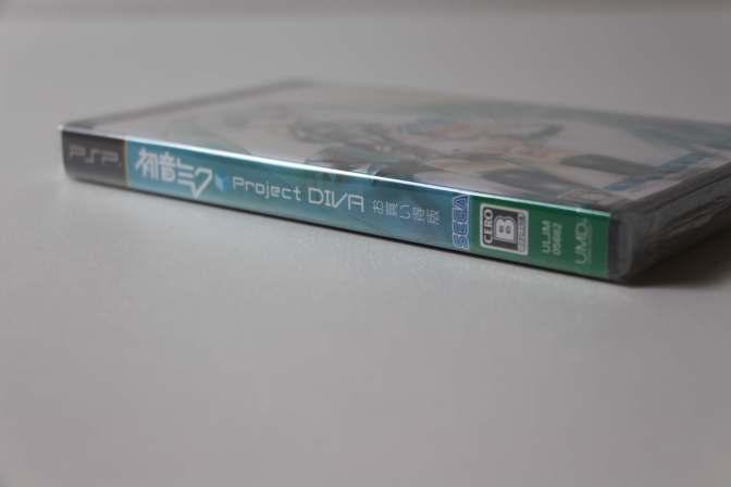 Hatsune Miku Project Diva PSP-08