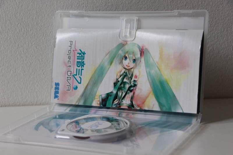 Hatsune Miku Project Diva PSP-09