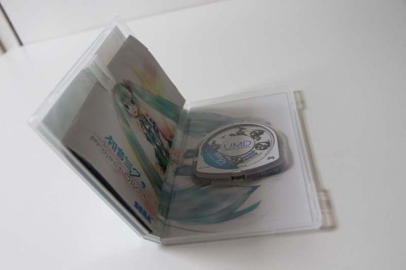 Hatsune Miku Project Diva PSP-10