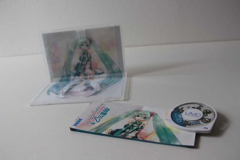 Hatsune Miku Project Diva PSP-11