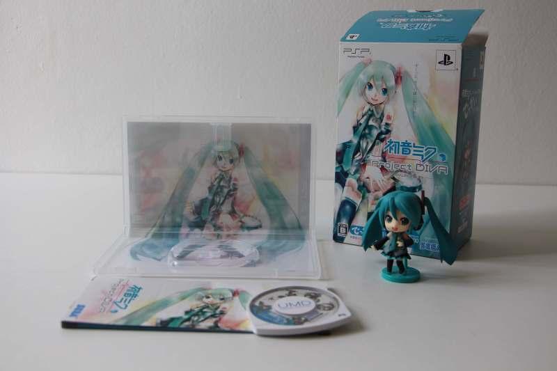 Hatsune Miku Project Diva PSP-20