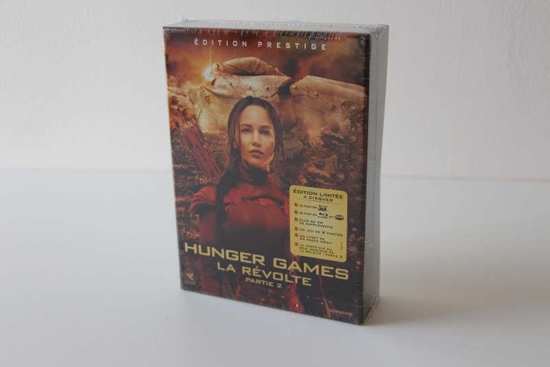 Hunger Games la Révolte 1 et 2-22