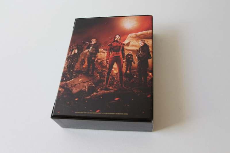 Hunger Games la Révolte 1 et 2-25