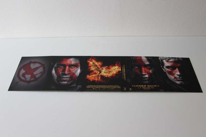 Hunger Games la Révolte 1 et 2-33