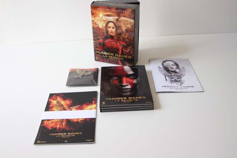 Hunger Games la Révolte 1 et 2-42