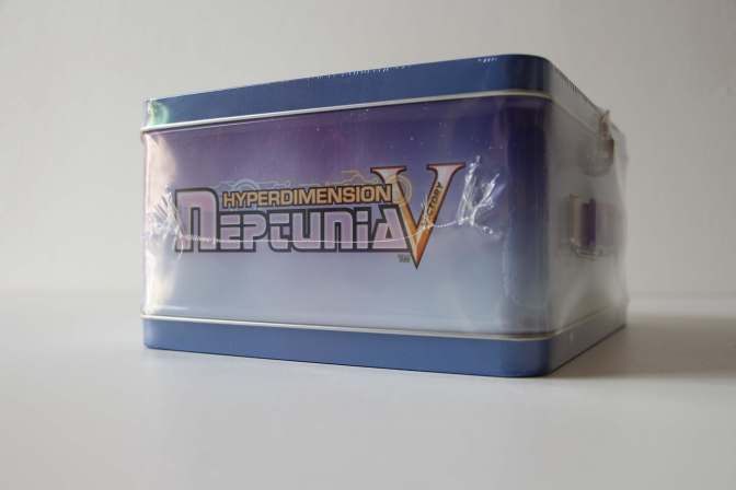Hyperdimension Neptunia Victory - Limited Edition-04