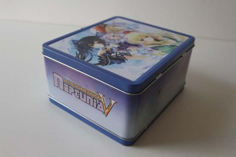 Hyperdimension Neptunia Victory - Limited Edition-06