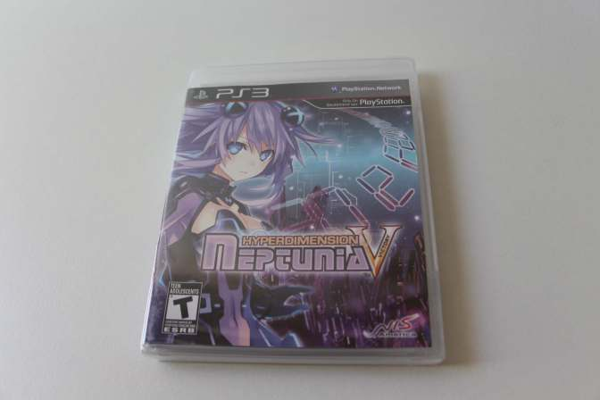 Hyperdimension Neptunia Victory - Limited Edition-12