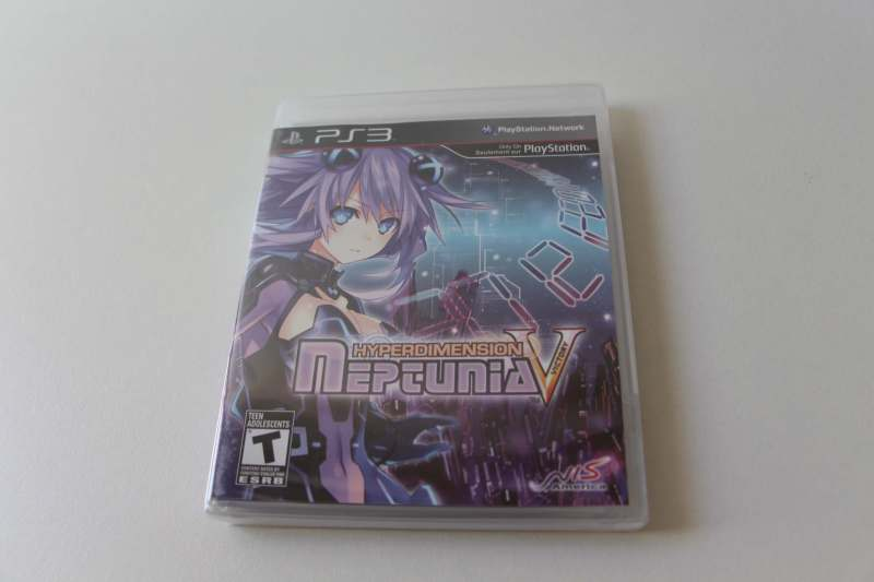 Hyperdimension Neptunia Victory - Limited Edition-12