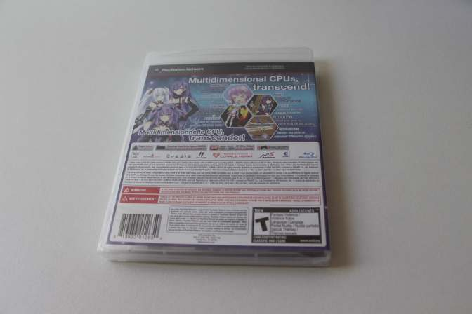Hyperdimension Neptunia Victory - Limited Edition-13
