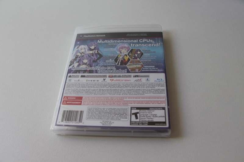 Hyperdimension Neptunia Victory - Limited Edition-13