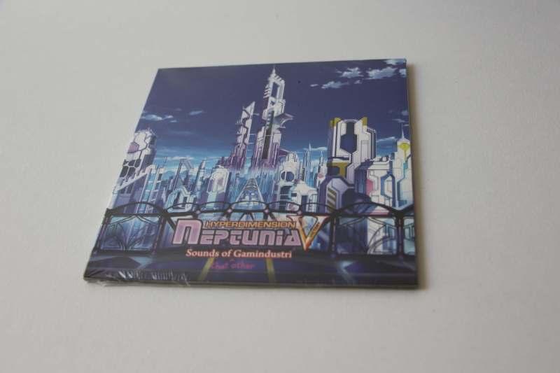 Hyperdimension Neptunia Victory - Limited Edition-14