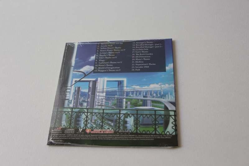 Hyperdimension Neptunia Victory - Limited Edition-15