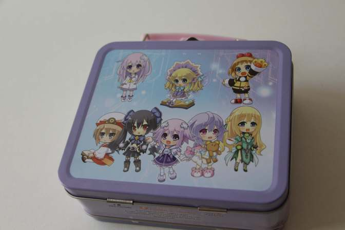 Hyperdimension Neptunia Victory - Limited Edition-23