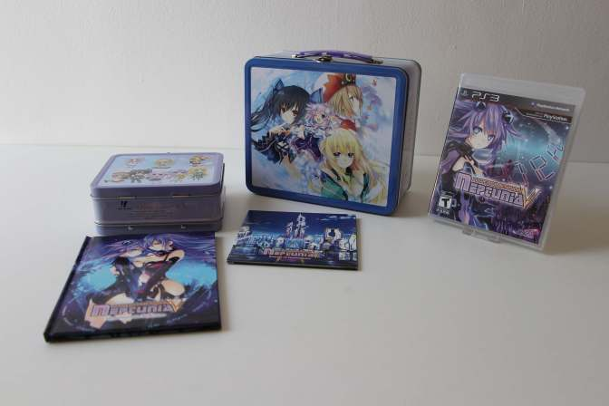 Hyperdimension Neptunia Victory - Limited Edition-27
