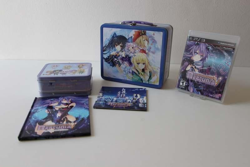 Hyperdimension Neptunia Victory - Limited Edition-27