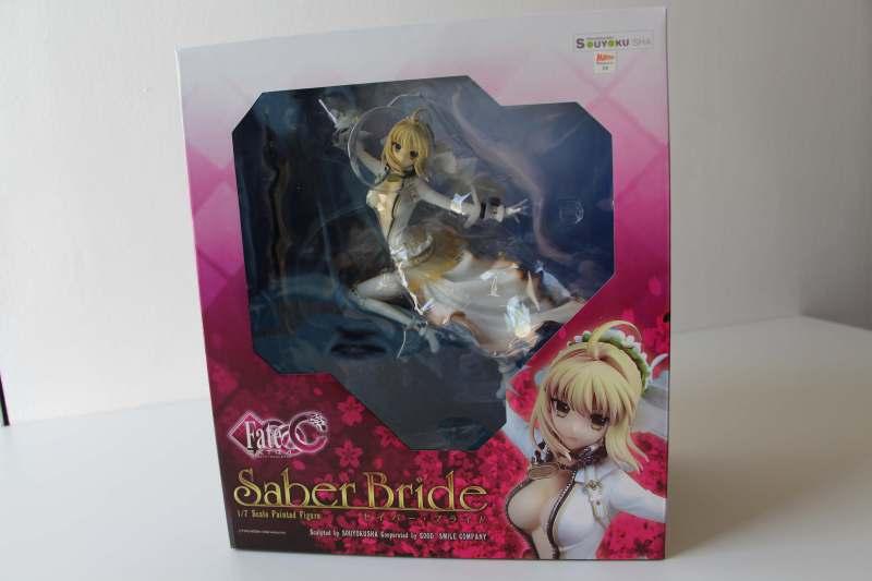 Saber Bride Fate Extra - Figure-01