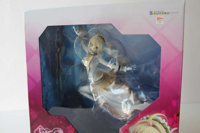 Saber Bride Fate Extra - Figure-02