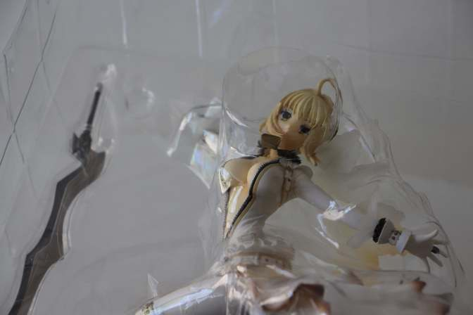 Saber Bride Fate Extra - Figure-05