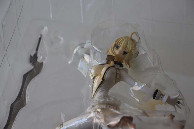 Saber Bride Fate Extra - Figure-05