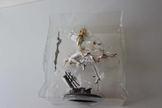 Saber Bride Fate Extra - Figure-06