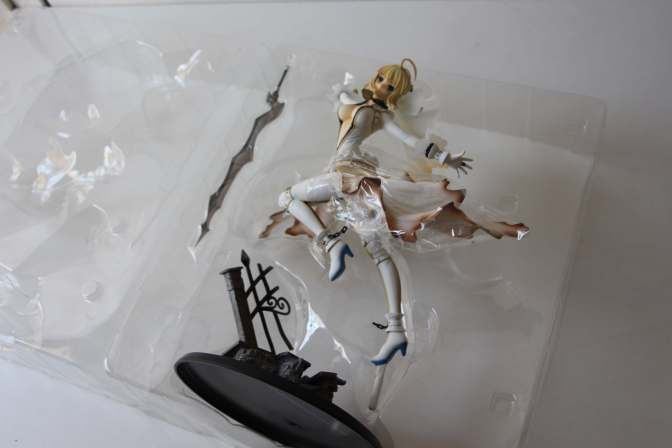 Saber Bride Fate Extra - Figure-07