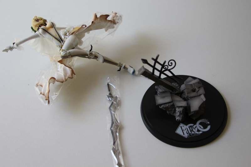 Saber Bride Fate Extra - Figure-08